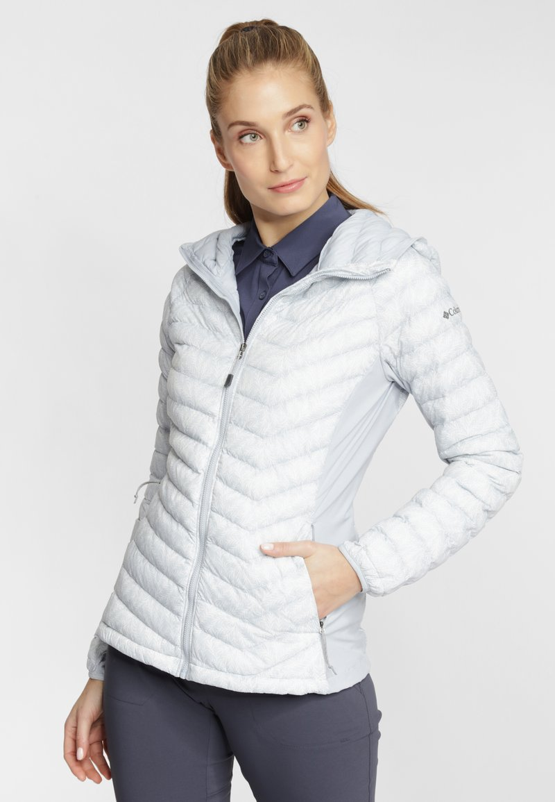 Columbia - POWDER PASS - Outdoor jacket - cirrus grey
