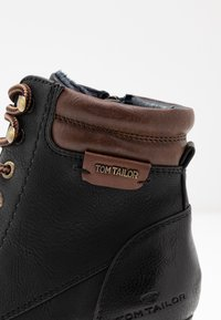 TOM TAILOR - Ankle boots - black - 2