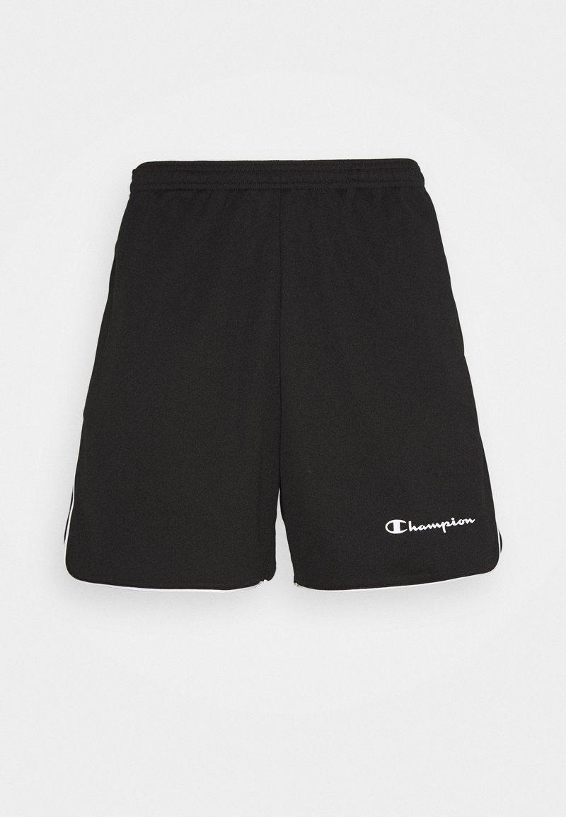 Champion - LEGACY TRAINING SHORTS - Sports shorts - black