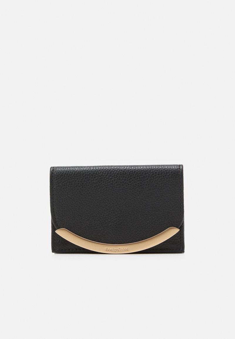 See by Chloé - Lizzie mini wallet - Peněženka - black