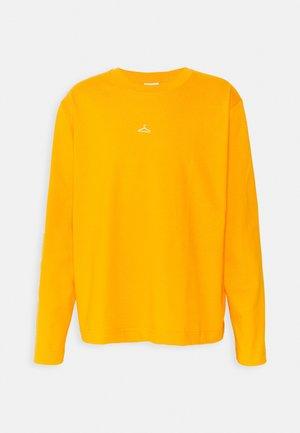 HANGER LONGSLEEVE - Långärmad tröja - orange