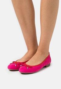 Marco Tozzi - Ballet pumps - pink - 0