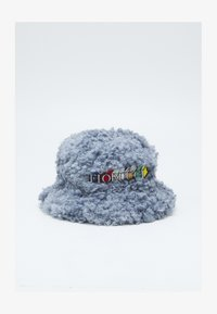 Fiorucci - SHEARLING BUCKET HAT - Hat - blue - 0