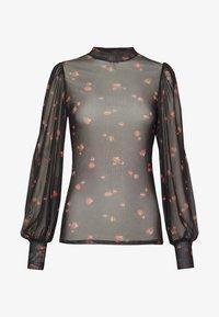 New Look - NINA ROSE - Long sleeved top - black - 4
