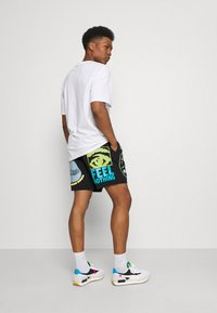 Obey Clothing - EASY DOES IT - Shorts - black - 2