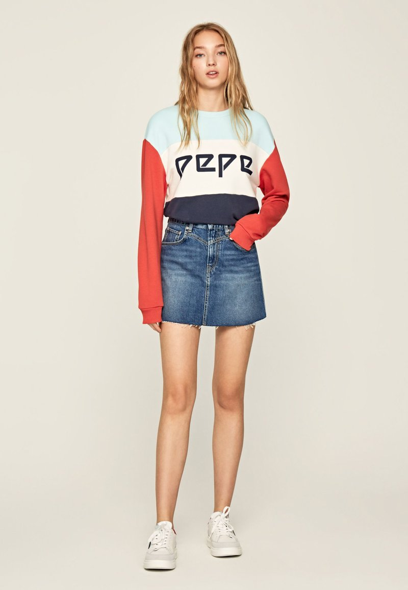 Pepe Jeans - RACHEL - Denim skirt - denim