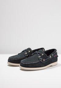 Sebago - DOCKSIDES PORTLAND - Chaussures bateau - blue navy - 2