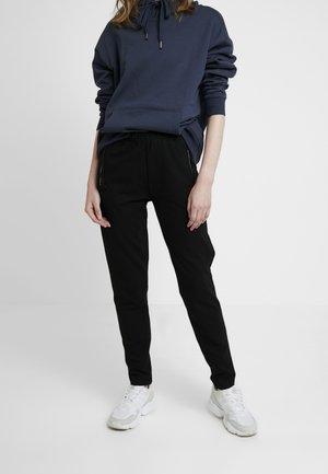 PERRY LEGGINGS - Teplákové kalhoty - black