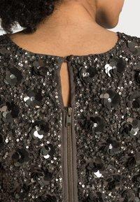 Lace & Beads - HAZEL - Top - stone - 4