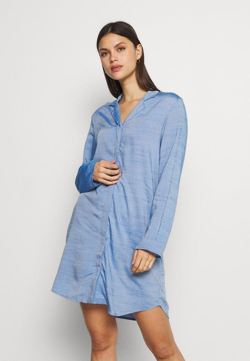 Etam - MELLY  LIQUETTE - Nightie - bleu