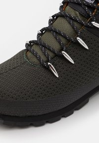 Timberland - EURO SPRINT WP - Lace-up ankle boots - dark green - 5