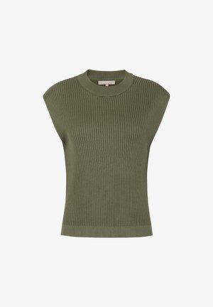 JASMIN - T-shirts print - dark olive