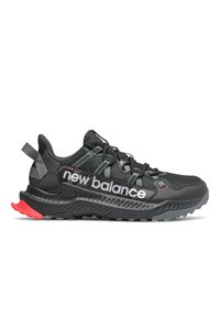 New Balance - SHANDO - Trail running shoes - black - 2