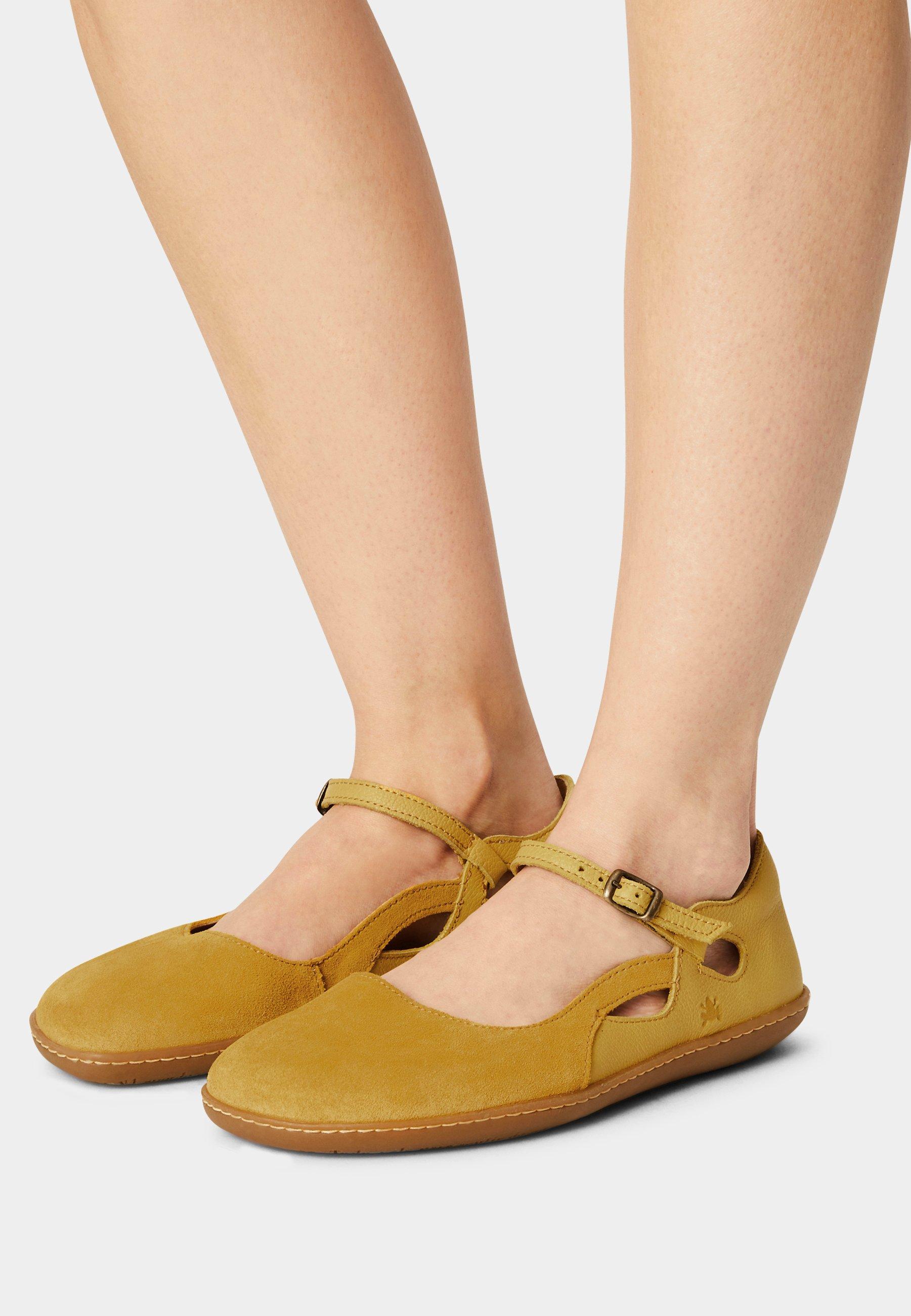 Women EL VIAJERO - Ankle strap ballet pumps