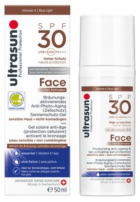 Ultrasun - FACE TAN ACTIVATOR SPF30 - Sun protection - - - 1