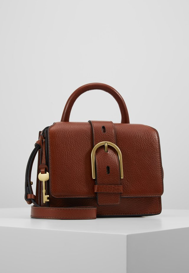 WILEY - Sac bandoulière - brown