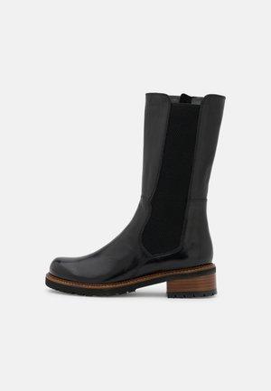 LYCHNS - Boots - ginger black
