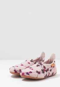 Bisgaard - HOME SHOE - Chaussons - rose - 3