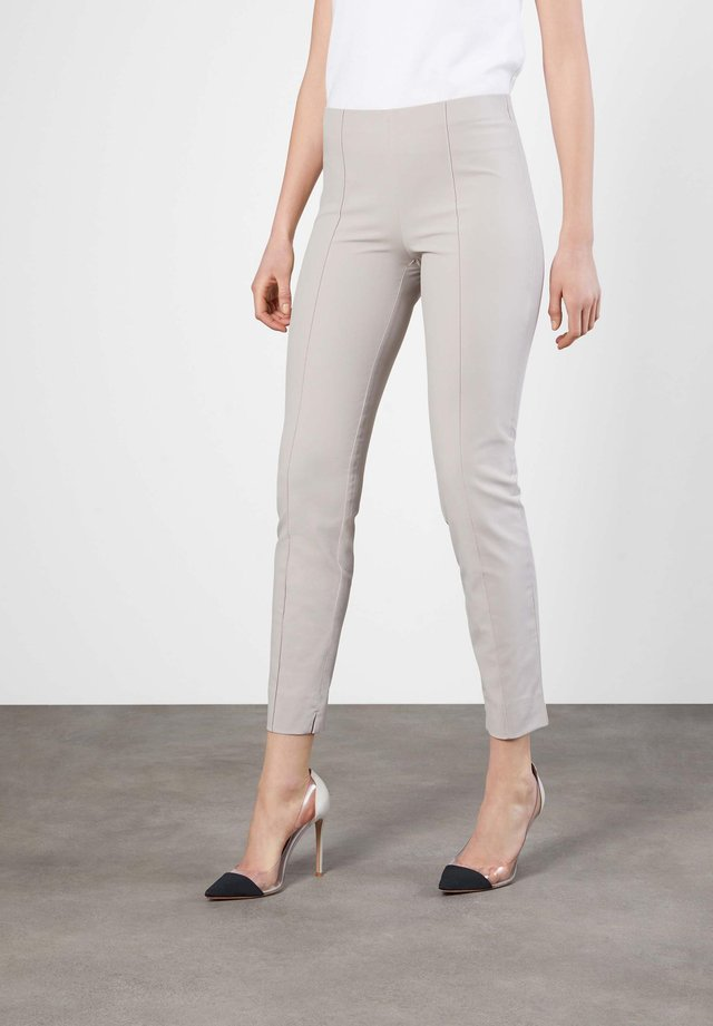 ANNA - Trousers - ivory