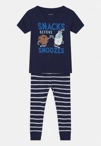 Carter's - MILK & COOKIES 2 PACK - Pyjama set - blue - 2