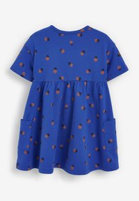 Next - Day dress - blue grey - 1