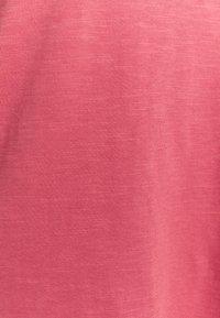 edc by Esprit - SLUB - Jednoduché triko - pink - 2