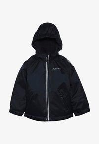 Minymo - SNOW JACKET OXFORD - Zimní bunda - navy blazer - 4
