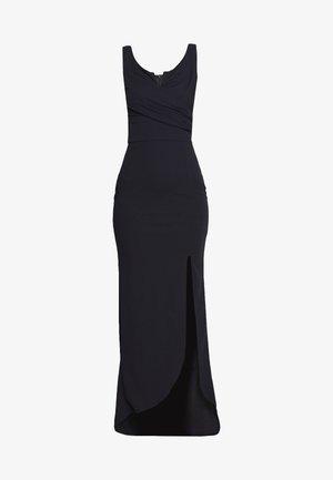 BARDOT DRESS - Day dress - navy
