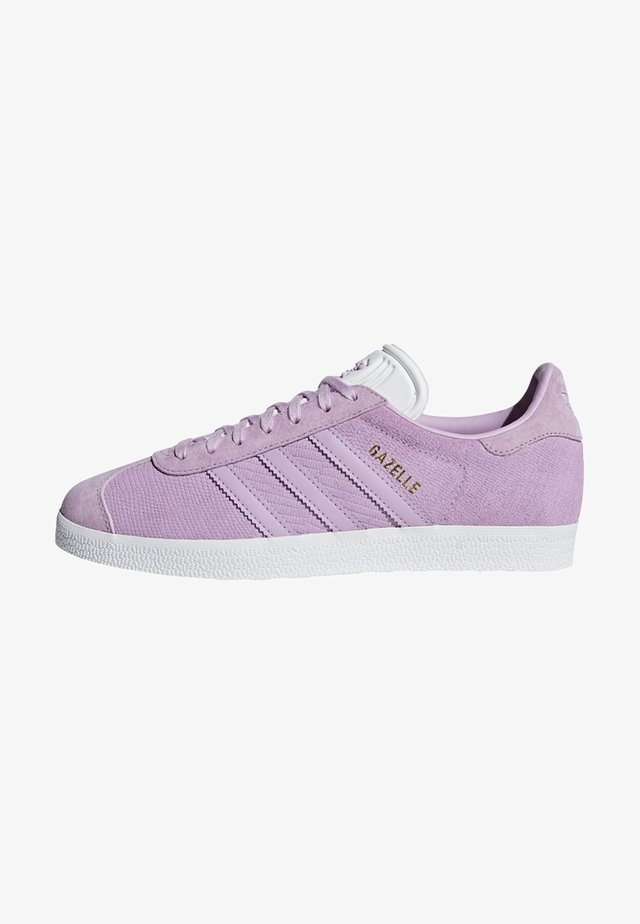 GAZELLE - Baskets basses - purple