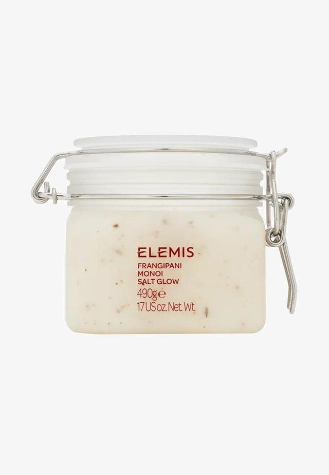 ELEMIS FRANGIPANI MONOI SALT GLOW - Body scrub - -