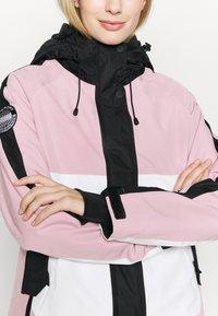 Superdry - FREESTYLE ATTACK JACKET - Ski jacket - soft pink - 4
