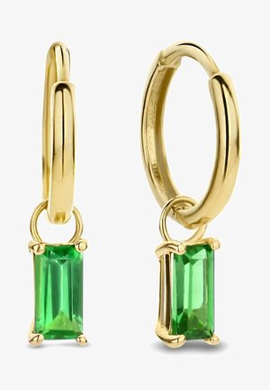 Earrings - gold