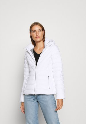 PUFFER - Down jacket - white