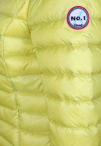No.1 Como - FORTE - Down jacket - lemon - 2