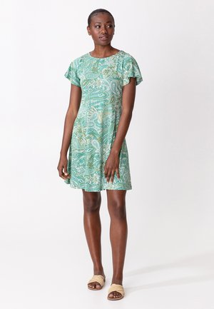 CORA - Day dress - green