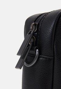 Calvin Klein - LAPTOP BAG UNISEX - Briefcase - black - 5