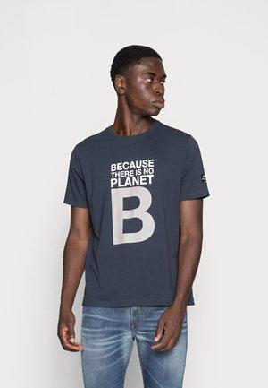 GREAT BALF MAN - T-shirt print - navy
