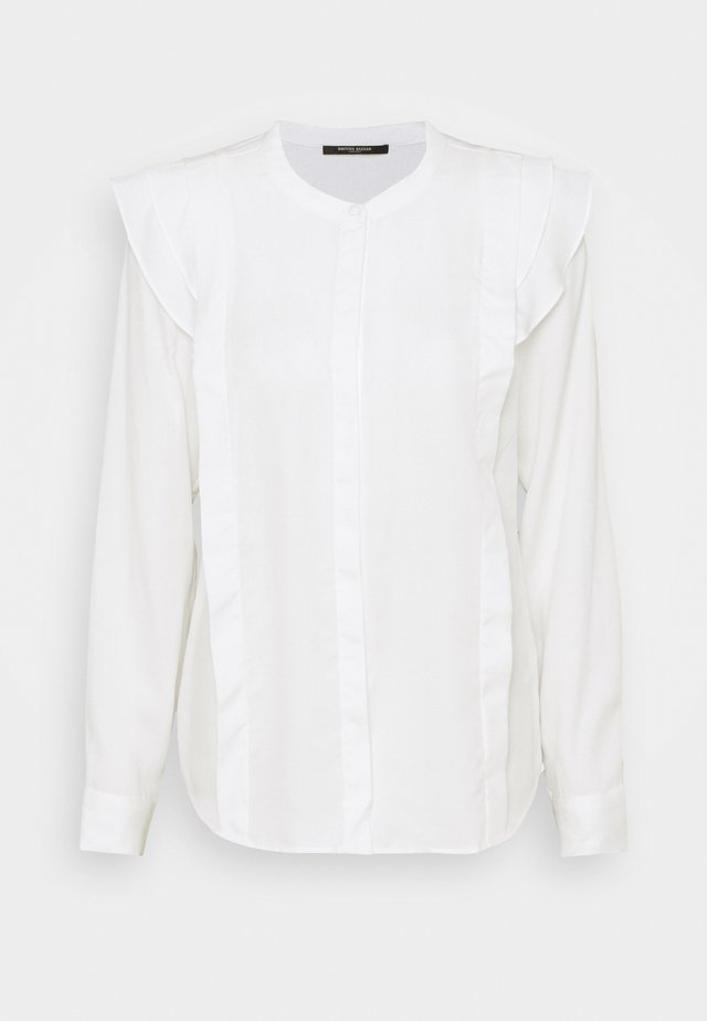 PRALENZA HAYLIN SHIRT - Button-down blouse - snow white