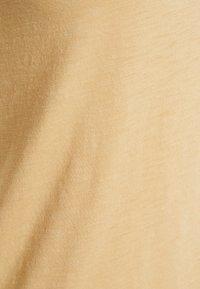 rag & bone - THE SLUB TEE - Jednoduché triko - beige - 2