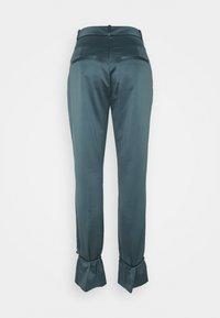 Bruuns Bazaar - HORTENSIA JOKI PANT - Kalhoty - night shadow - 1