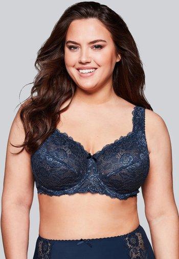 Underwired bra