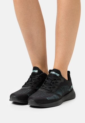BOBS SQUAD - Trainers - black/turquoise