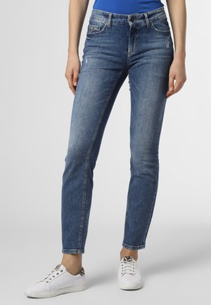 Straight leg jeans - blue stone