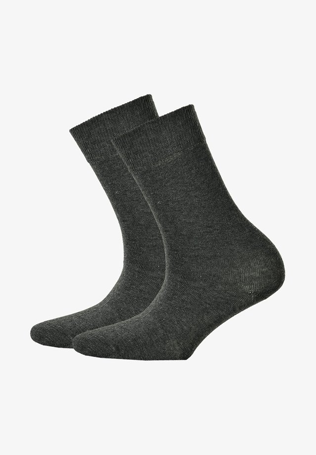 2 PACK - Socks - grau melange