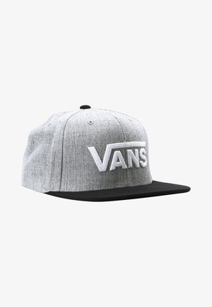 DROP II SNAPBACK - Caps - heather grey
