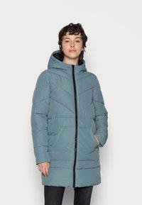 Noisy May - DALCON LONG JACKET - Winter coat - trooper - 0