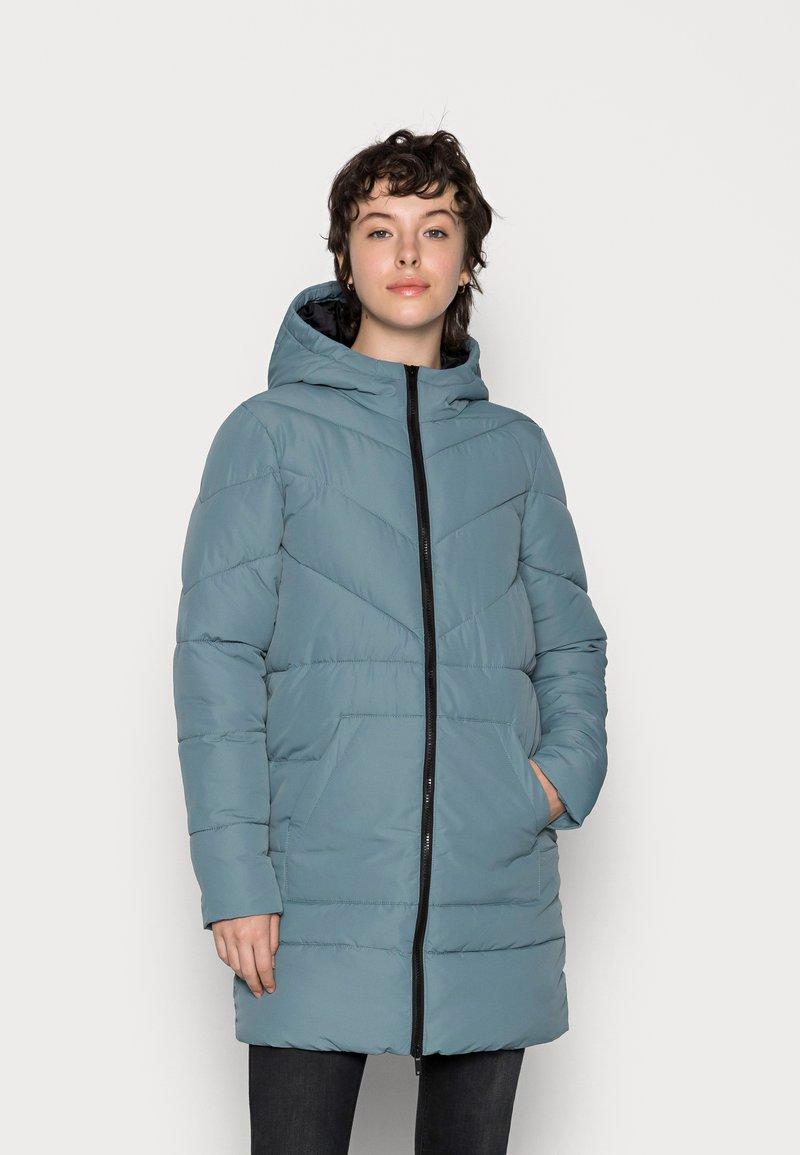 Noisy May - DALCON LONG JACKET - Winter coat - trooper