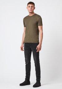 AllSaints - BRACE - Basic T-shirt - mint - 0