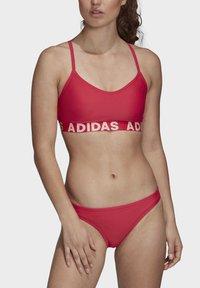 adidas Performance - BEACH BIKINI - Bikini - pink - 6