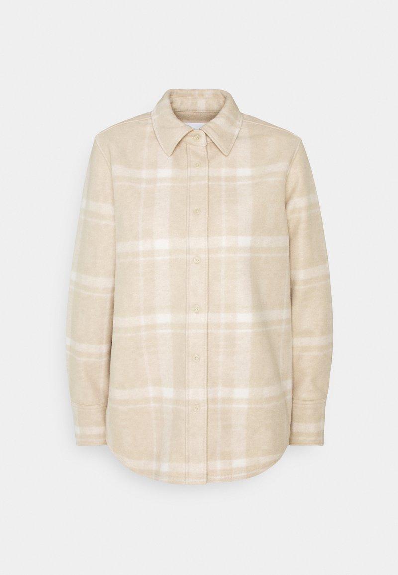 Opus - JAWE - Summer jacket - macadamia